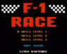 big racing (f-1 hack) rom