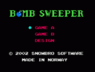 bombsweeper by snowbro v0.5 (pd) rom