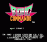buzzcut commando (hack) rom