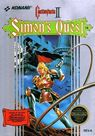 castlevania 2 - simon's quest [t-port] rom