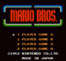 censored mario (mario bros hack) rom