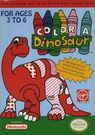 color a dinosaur rom