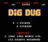 dick dug (dig dug hack) rom