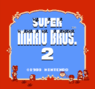 fucked up bros 2 (smb2 hack) rom