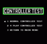 joypad test cartridge rom