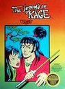legend of kage, the rom