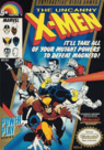 marvel's x-men rom