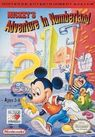 mickey's adventures in numberland rom