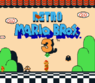 retro mario bros 3 (smb3 hack) rom