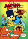 simpsons - bartman meets radioactive man, the rom