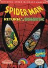 spider-man - return of the sinister six rom