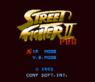 street fighter 2 pro rom