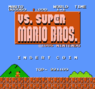 vs super mario bros (vs) rom