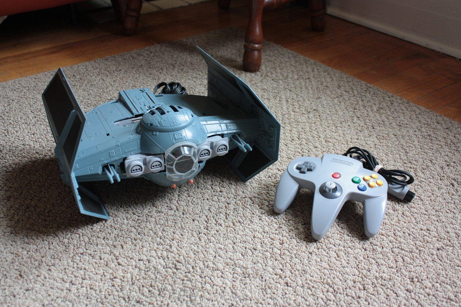 Tie Fighter 2 (SMB2 Hack)