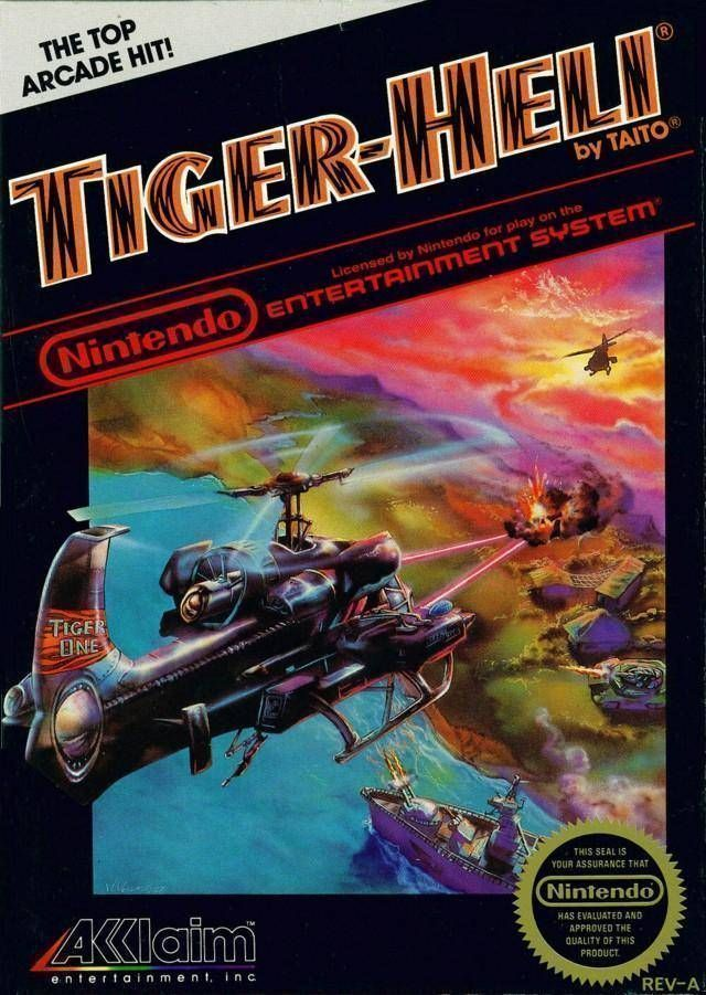 Tiger-Heli (CCE Pirate)