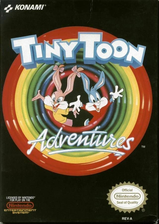 Tiny Toon Adventures [h1]