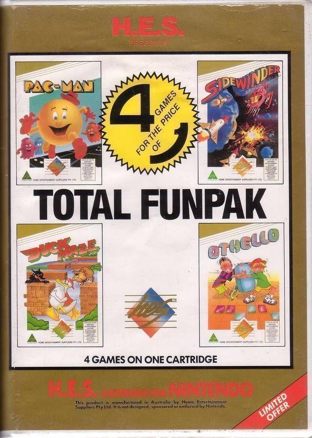 Total Funpak (HES)