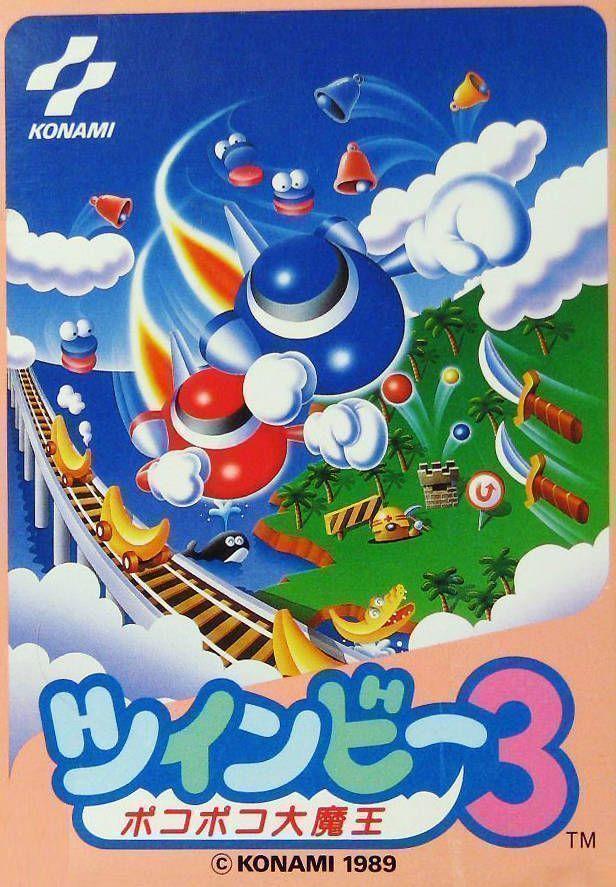 TwinBee 3 - Poko Poko Dai Maou [T-Eng1.02]
