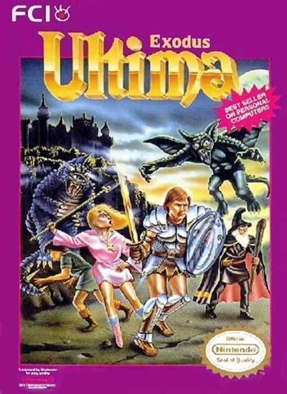 Ultima - Exodus