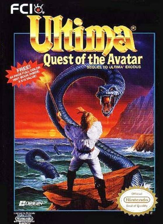 Ultima - Quest Of The Avatar