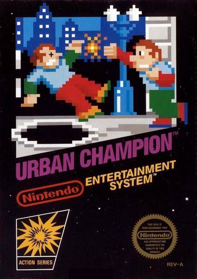 Urban Champion (JU)