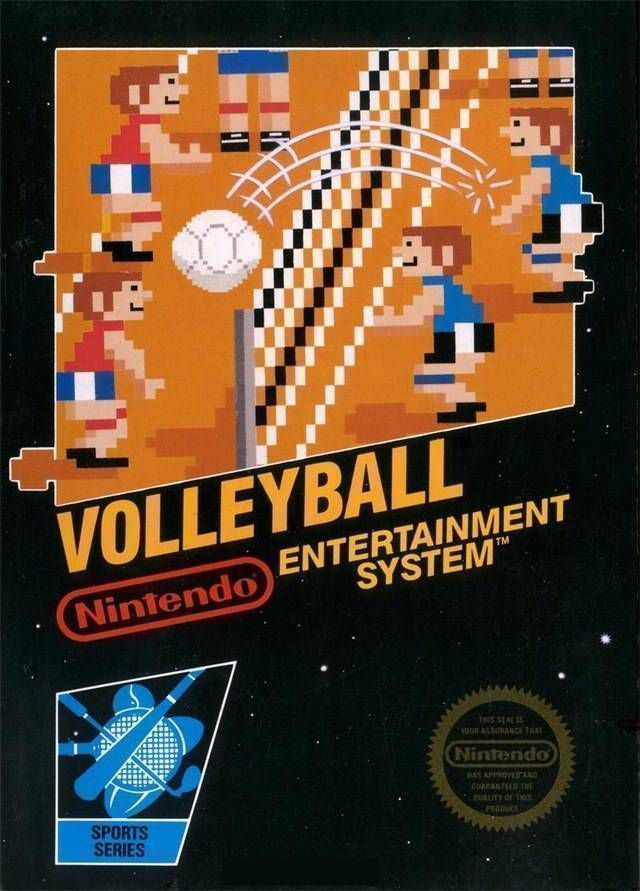 Volleyball (FDS Hack)