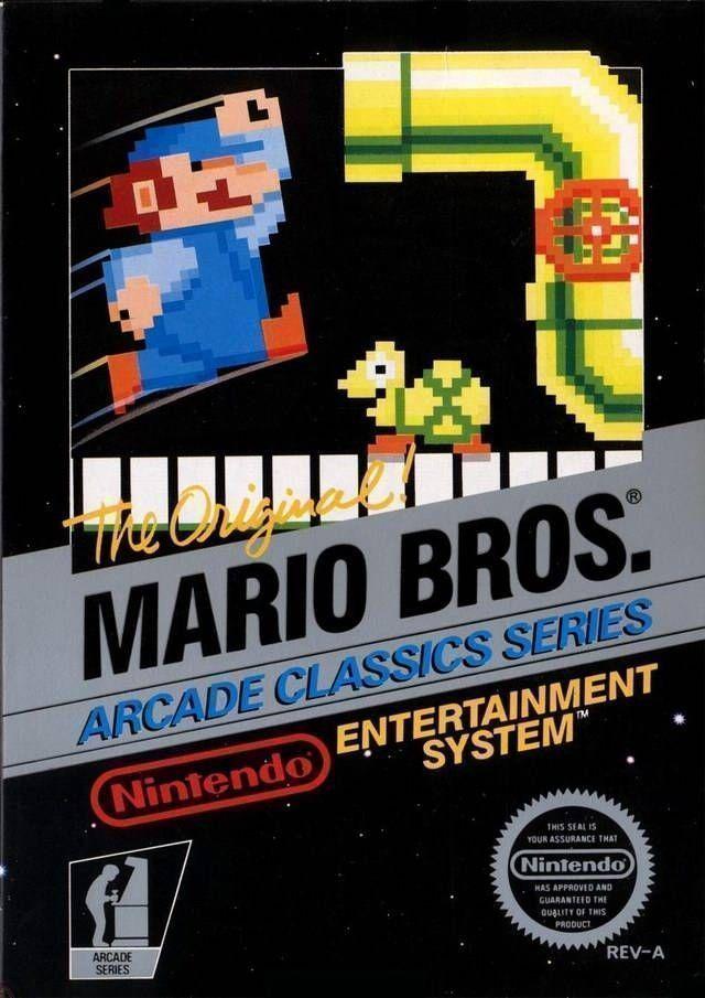 Weird Mario Bros (SMB1 Hack)
