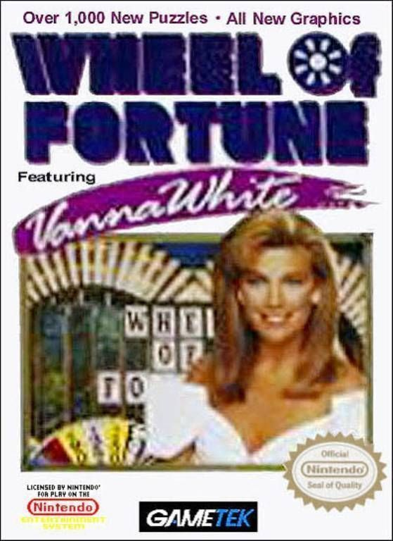 Wheel Of Fortune - Starring Vanna White