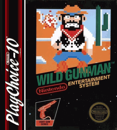 Wild Gunman (PC10)