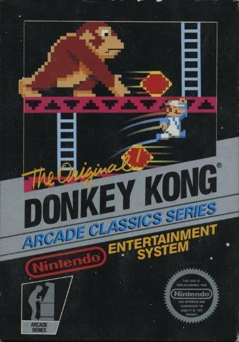 Wilford Kong (Donkey Kong Hack)