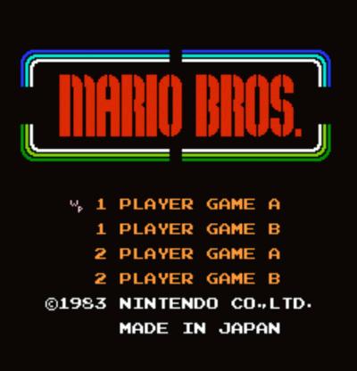Wolfpack Classic (Mario Bros Hack)
