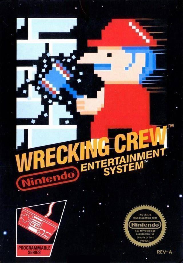 Wrecking Crew (JUE) [t1]