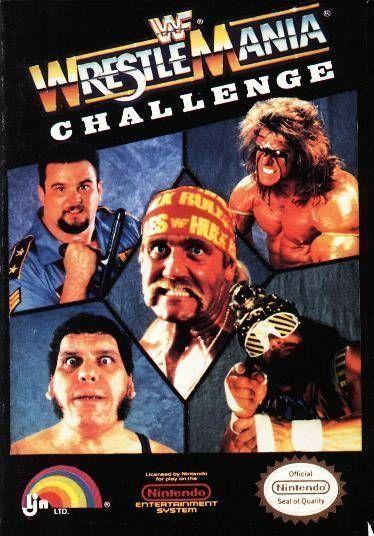 WWF Wrestlemania Challenge [hM07]