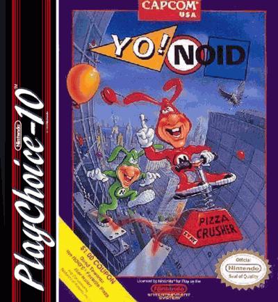 Yo! Noid (PC10)