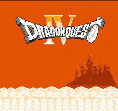 Yong Zhe Dou E Long - Dragon Quest 4