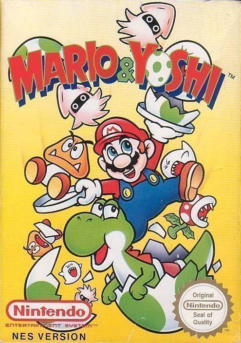 Yoshi Mario (SMB1 Hack) [a1]