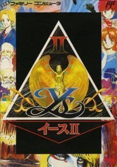 Ys 2 - Ancient Ys Vanished The Final Chapter [T-Eng_Partial]
