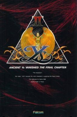 Ys 2 - Ancient Ys Vanished The Final Chapter [T-Eng0.4]