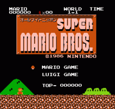 ZZZ_UNK_All Night Nippon Super Mario Bros [p] (Bad CHR)