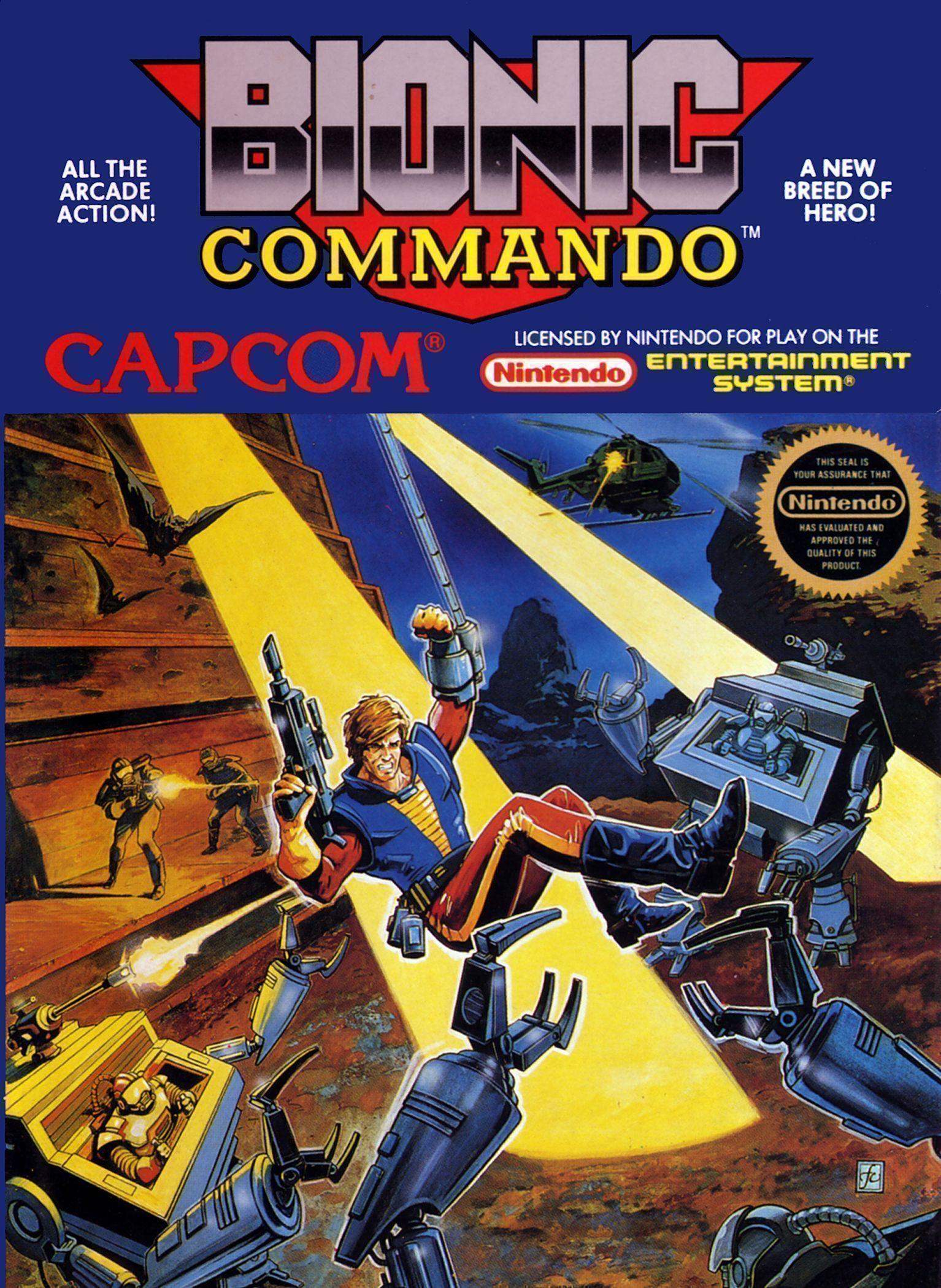 ZZZ_UNK_Bionic Commando (Bad CHR)