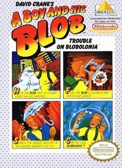 ZZZ_UNK_Boy And His Blob - Trouble On Blobolonia, A (Bad CH2)