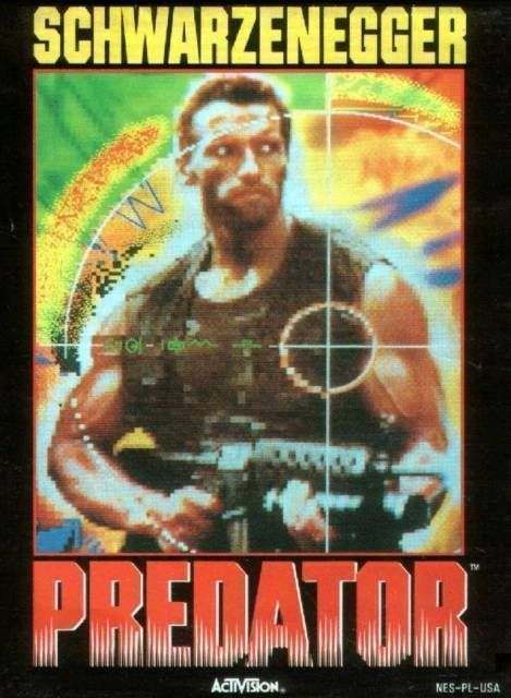ZZZ_UNK_Predator - Schwarzenegger -Soon The Hunt Will Begin
