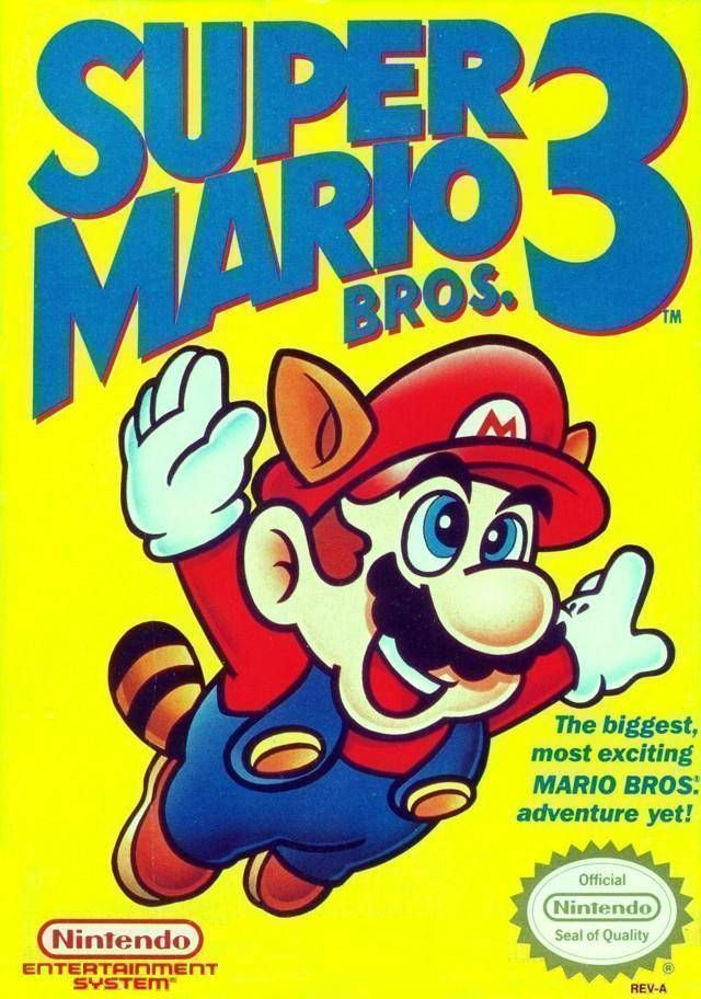 ZZZ_UNK_Super Mario Bros 3 - Lost Levels