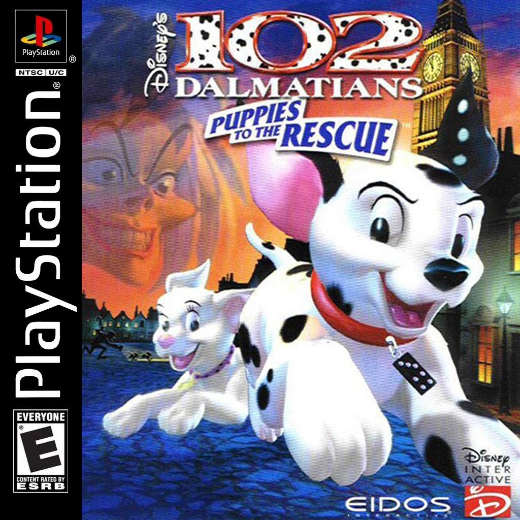 102 Dalmatians - Puppies To The Rescue [SLUS-01152]