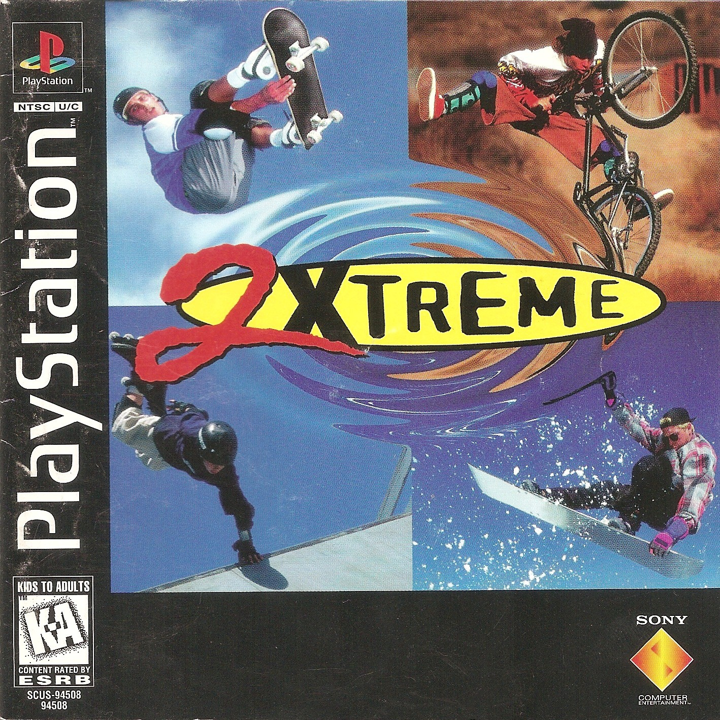 2xtreme ps1