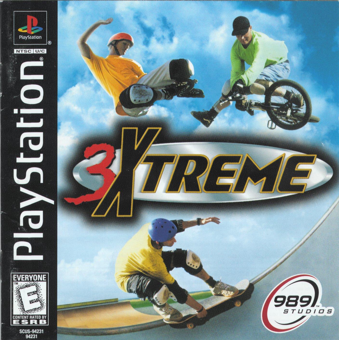 3Xtreme [SCUS-94231]