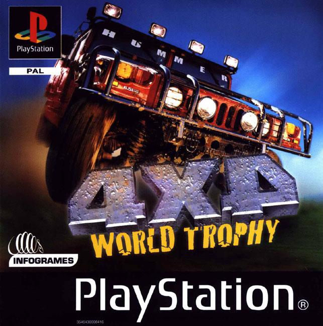 4x4 World Trophy (Europe) (En,Fr,De,Es,It) ROM - Playstation