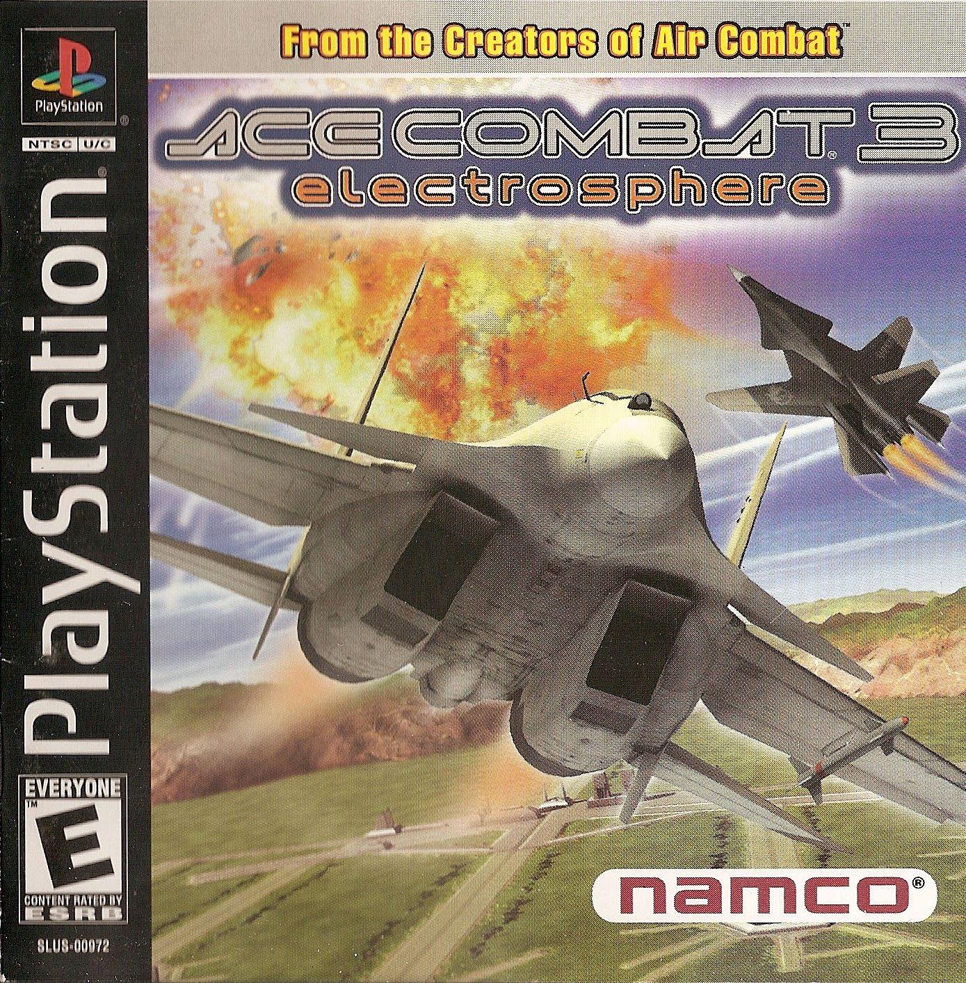 Ace Combat 3 - Electrosphere [SLUS-00972]