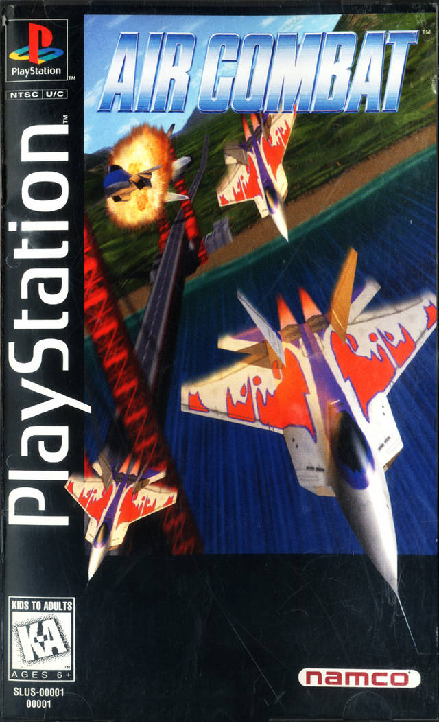 Air Combat [SLUS-00001]