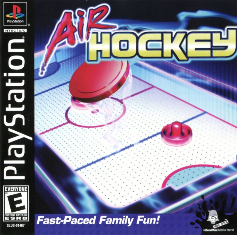 Air Hockey [SLUS-01467]